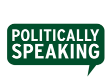 Roy Ellis on Politically Speaking April 2013