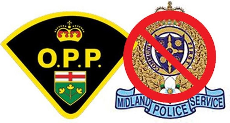 Town of Midland Accepts OPP Bid