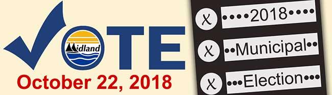 Midland Ontario Election