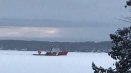 Midland Ontario Coast Guard