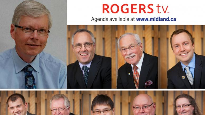Midland Council Meeting November 27