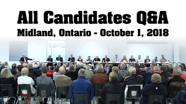 Meet the Candidates for Midland Council Event