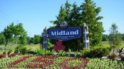 Midland Ontario Canada Day 150 Celebrations